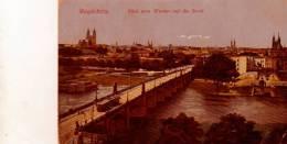 Magdeburg (Blick Vom Werder Auf Die Stadt (coins Endom/) - Magdeburg