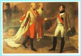 Europa's Erfgoed - 514 - Napoleon, François II, Austerlitz, Baron Gros (Franse Revolutie, Révolution Française) - Artis Historia