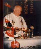 Doodsprentje Pater Constant Vanackere - Pastoor Merendree - Gullegem 1908 - Merendree 1990 - Obituary Notices