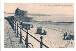 Ambleteuse   La Plage Et Le Fort - Autres Communes