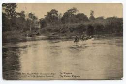 CP Vue 21 Belgisch Congo Belge Surchargé EST AFRICAIN ALLEMAND/DUITSCH OOST AFRICA  15 C Unused AP193 - Entiers Postaux