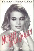 MUJERES DE LA IMAGEN CARMEN VRLJICAK - ESPAIN PLANETA  AÑO 1992 175 PAGINAS CON NUMEROSAS FOTOS RARE - Biographies