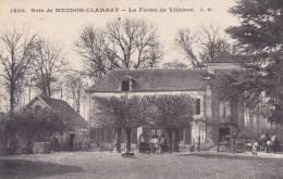 92. Meudon-clamart La Ferme De Villebon - Meudon