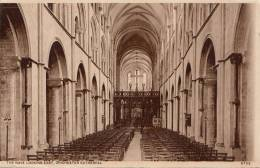 BR39438 The Nave Looking East Cathedral  Chichester    2 Scans - Chichester