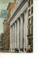 The Canadian Bank Of Commerce St. James Street Montreal 1910 - Montreal