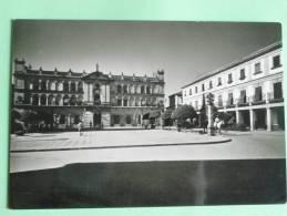 ANDUJAR - Plaza De España Y Ayuntamiento - Espagne