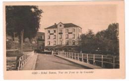 B4110   COO : Hotel Baron : Vue Du Pont De La Cascade - Stavelot