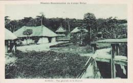 Belgian Congo Rungu Vue Generale De La Mission - Belgian Congo - Other