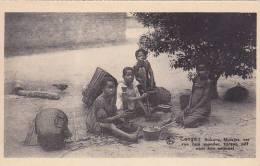 Belgian Congo Bokoro Meisjes Indigenes - Belgian Congo - Other