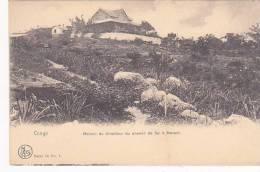 Belgian Congo Maison Du Directeur Du Chemin De Fer A Matadi - Belgian Congo - Other