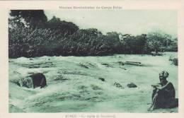 Belgian Congo Rungu Un Rapide Du Bomokandi - Belgian Congo - Other