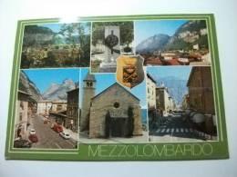 Monumento Al Bersagliere  Mezzolombardo  Chiesa Trentino - Monuments