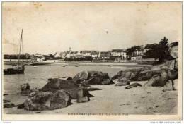 29-ILE-de-BATZ-Un Coin Du Port- - Ile-de-Batz