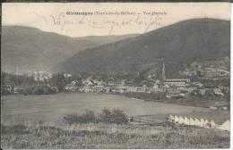 GIROMAGNY - Vue Générale - Giromagny