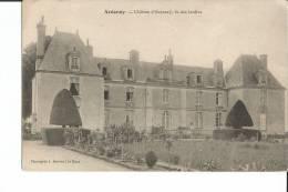 Ardenay . - Chàteau D ´ Ardenay , Vu Des Jardins - France