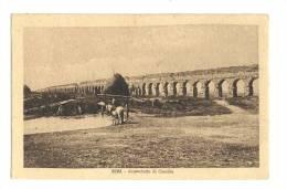 Cp, Italie, Rome, Acquedotto Di Claudio - Roma