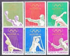 Romania  2341-6  Fault  *   SPORTS  OLYMPICS - 1948-.... Republics