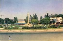 """Angola - Lobito - Praça """" Infante """" D. Henrique / """" Infante D. Henrique"""" Square - Angola"""