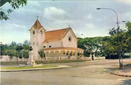 Angola - Lobito - Capela Da N.a S.a Da Arràbida / Lady-chapel Of Arràbida - Angola