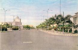 Angola - Lobito - Avenida Marechal Carmona / Marechal Carmona Avenue - Angola