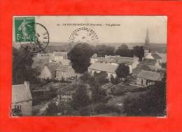 La Roche Maurice    N°39  ,  édition Ft Brest  ,  écrite à Mme Thébault  Institutrice à Plouvien - La Roche-Maurice