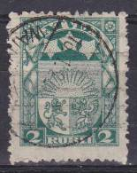 LETLAND - Michel - 1921 - Nr 79 - Gest/Obl/Us - Lettonie