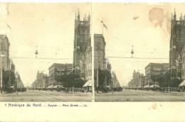 Dayton. Main Street.en Vue Stereo. - Dayton
