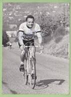 Yavé CAHARD , Autographe Manuscrit, Dédicace. 2 Scans. - Cyclisme