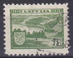 LETLAND - Michel - 1938 - Nr 265 - Gest/Obl/Us - Lettonie