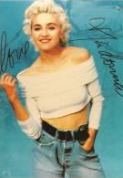 Carte Postale - Madonna - Artisti