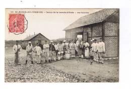 SAINT-AUBIN-du-CORMIER  -  Camp  De  La  Lande  D´Ouée  -  La  Cuisine - Autres Communes