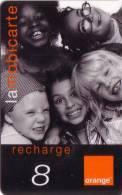 REUNION RECH ORANGE 8€  ENFANTS KIDS VALID 12.05 UT - Réunion