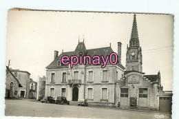 Br - 85 - CHANTONNAY - La Mairie - édit. Combier- - Chantonnay