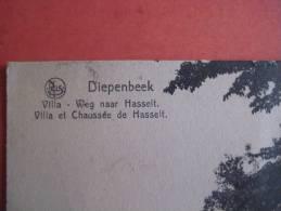 1 Postkaart Diepenbeek - Diepenbeek