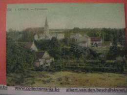 6 Postkaarten Genk Hotel De La Cloche, Avenue Des Acacias, Kerk, Kapel, Koolmijnen Winterslag, Panorama - Genk