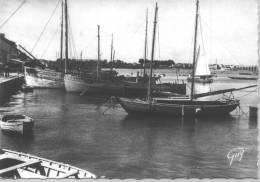 LA TRINITE SUR MER      ***   Le Port   *** Superbe Cpsm - La Trinite Sur Mer