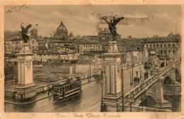1934 ROMA - PONTE VITTORIO EMANUELE - Ponti