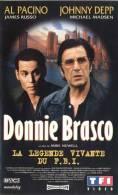Donnie Brasco °°° Al Pacino , Johnny Depp - Policiers