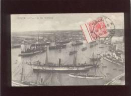 Malte Malta Fleet In The Harbour Pas D'édit. Timbre Avec Bord De Feuille  Stamp - Malta