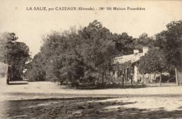 33 La Salie Maison Forestiere - Unclassified