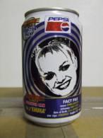 Alt134 Lattina Bibita, Boite Boisson, Can Drink, Lata Bebida, 33cl Pepsi Special Edition, Spice Girls Emma Bunton, 1998 - Cannettes