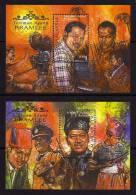 Malaysia - 1999 - 70th Birth Anniversary Of P Ramlee Minature Sheets - MNH - Malaysia (1964-...)