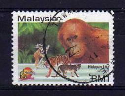 Malaysia - 1994 - $1 Visit Malaysia/Orang-Utan - Used - Malaysia (1964-...)
