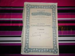 CRISTALLERIES DE NANCY (1931) MEURTHE ET MOSELLE - Unclassified