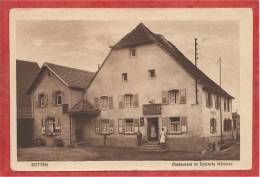 67 - BÜTTEN - Restaurant Et Epicerie KÄRCHER - Francia