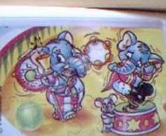 OFFRE 20885A / PUZZLE ELEPHANTS AU CIRQIE 98 + BPZ - Puzzles