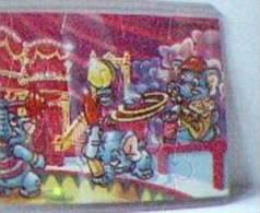 OFFRE 20887A / PUZZLE ELEPHANTS AU CIRQIE 98 + BPZ - Puzzles