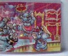 OFFRE 23050A / PUZZLE ELEPHANTS AU CIRQUE 98 + BPZ - Puzzles
