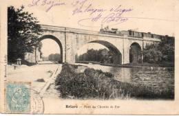 Briare- Pont Du Chemin De Fer - Briare