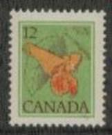 Canada Yvertnrs: 671 Postfris - Végétaux